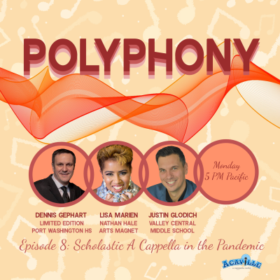 Scholastic A Cappella in the Pandemic